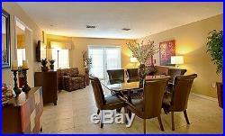 Orlando Fl Resort Disney Vacation7 Nites2 Bdrm Luxury Condo$100 Amex Included