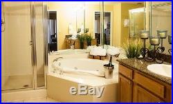 Orlando Fl Vacation5 Nites1 Bd Condo4 Disney, Sea World Or Universal Tickets
