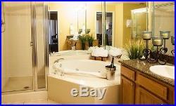 Orlando Florida Resort5 Nites2 Bdrm Luxury Condo2 Disney Or Universal Tickets