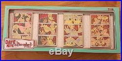 PHOTO BOOTH 4 PIN Box Set Daisy Clarice LE150 Date Nite Disneyland 2016 Disney