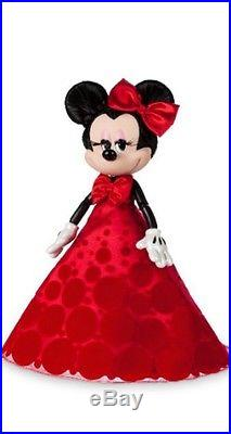 PRESALE Disney D23 Expo 2017 Minnie Mouse Signature Doll LE 523