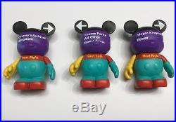 Park 6 Road Sign Variant VINYLMATION Disney Theme Parks All Guest Animal Kingdom