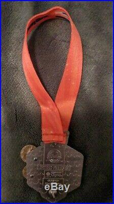 Pin Run Disney Marathon Weekend 15 Years Anniversary Goofy Challenge 2020 Medal