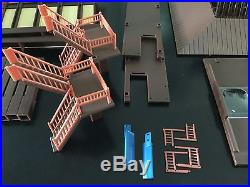 Polynesian Resort Playset Disney Theme Park Collection, Monorail Toy Accessory
