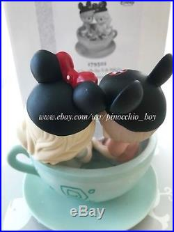 Precious Moments Disney Theme Park Exclusive It's A Tea-riffic Day Mad Teacup