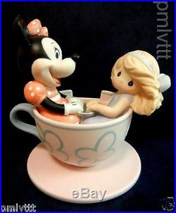 Precious Moments Disney Theme Park Exclusive You Are My Cup Of Tea 790016D
