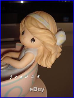 Precious Moments-Disney Theme Park Exclusive-You Are My Cup Of Tea 790016D