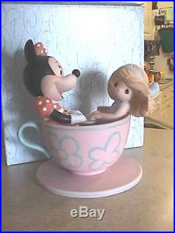 Precious Moments Disney Theme Park Exclusive You Are My Cup Of Tea 790016