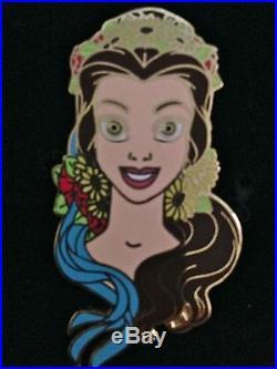Princess Belle Seasons Summer Disney Auctions DA Pin LE 500 Beauty and the Beast
