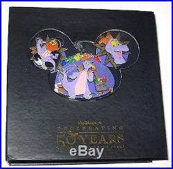 RARE LE JUMBO Walt Disney World PinFigment Ear Hat One Little Spark Dreamfinder