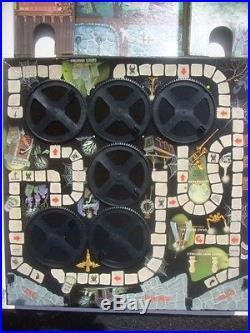 RARE Vintage Walt Disney World HAUNTED MANSION Theme Park Board Game Toy VGC