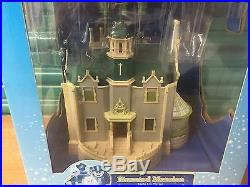 RWP Disney Theme Park Collection Haunted Mansion & Hearse Set New