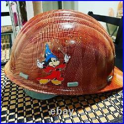 Rare Disney Imagineer Hard Hat From Paris Disneyland
