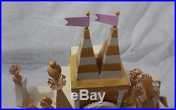 Rare Disneyland It's a Small World 50th Anniversary Clock LE1500