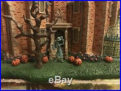 Rare Walt Disney Village Mickey Mouse Haunted Mansion Theme Park Merchandise