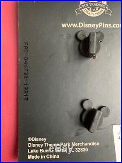 RunDisney 2019 Wine & Dine Half Marathon Disney Run Mini Jumbo Pin LE 500 Mickey