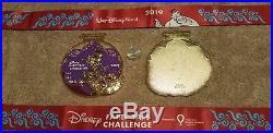 Run Disney 2019 Princess weekend full set of 4 medals