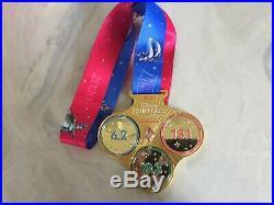 Run Disney WDW Disney Marathon Princess Weekend 2020 Fairytale medal