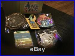 Run Disney virtual 2020 medals