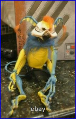 Star Wars Salacious B Crumb Batau Monkey Galaxy's Edge Disney Laughing Moving