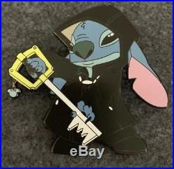 Stitch Kingdom Hearts Keyblade Disney Fantasy Pin Limited Edition LE HTF Rare