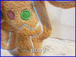 TOKYO Disney Resort Gingerbread Mickey & Minnie Big Plush Doll Set2 Ginger 2009