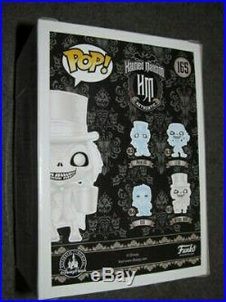 The Haunted Mansion Funko Pop Hatbox Ghost Error Box Disney 165 Themepark Nip