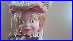 Vintage Animatronic Doll Figure Plug In Theme Amusment Park Disney Works