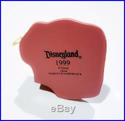 Vtg. 1999 Disney Disneyland Resort Splash Mountain Attraction Ornament RARE