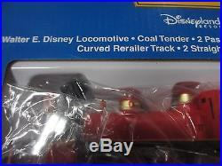 Walt Disney World Wdw Ho Scale Theme Park Edition Railroad Unused