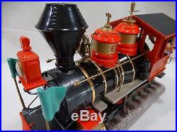 WDCC DISNEY CLASSICS THEME PARK TRAINS I HAVE ALWAYS LOVED TRAINS With COA