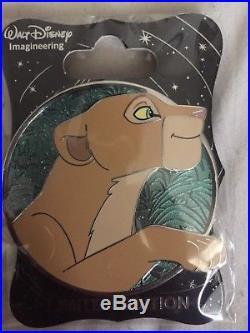 WDI Disney Heroines Pin Set #3 LE 250 Brand New CM Exclusive ship USPS insurance