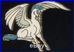 WDW Adult Pegasus Sitting Wings Spread Retired Hercules Disney Pin 13533