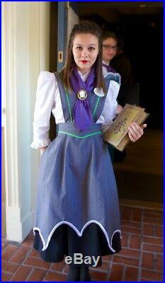 WDW Cast Member Haunted Mansion Memento Mori Shop Madame Leota Cameo Pin