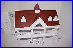 WDW DISNEY Monorail Playset GRAND FLORIDIAN HOTEL Theme Park Collection