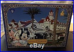 WDW Disney Theme Park Collection GRAND FLORIDIAN RESORT MONORAIL PLAYSET NIB
