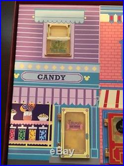 WDW Disney Trade City Pin #76929 Business District Boxed Set