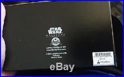 WDW Star Wars Weekend 2013 Jumbo LE 200 Disney Pin