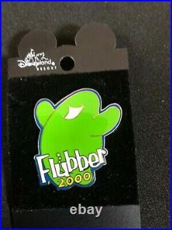 WDW Walt Disney World Flubber Mystery #3 LE 291/500 Pin