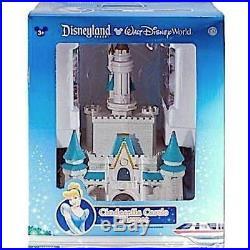Walt Disney Cinderella Castle Playset Theme Park Edition Preowned With Box