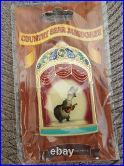 Walt Disney Imagineering Pin WDI Country Bear Jamboree- Terrence AKA Shaker ONLY