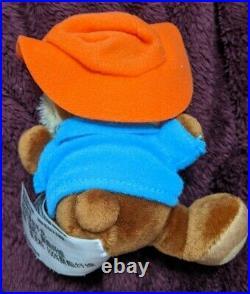 Walt Disney Parks Wishables Splash Mountain Br'er Bear 2019 New With Tag NWT