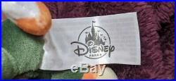 Walt Disney Parks Wishables Splash Mountain Br'er Fox 2019 New With Tag NWT