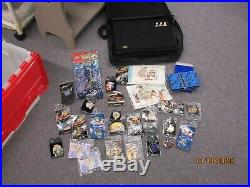 Walt Disney Pins collectibles / whole lot as one