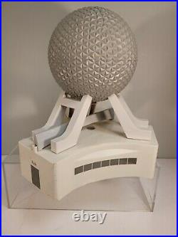 Walt Disney Theme Park Exclusive Epcot Spaceship Earth Monorail Playset