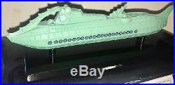 Walt Disney World 35th 20,000 Leagues Under The Sea Nautilus Submarine Replica