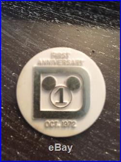 Walt Disney World Cast Member 1st Birthday Pin Super Rare Wdw