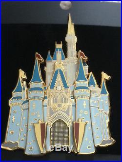 Walt Disney World Cast Member Castle Series WDW 3D Jumbo Pin