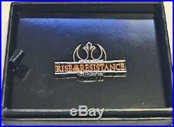 Walt Disney World Club 33 Rise of The Resistance Opening Pin (NIB)