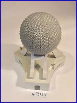 Walt Disney World EPCOT Spaceship Earth Monorail Playset Accessory Theme Park